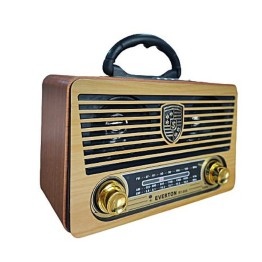 Everton RT-864BT USB/SD/FM/Bluetooth Destekli Kumandalı Nostaljik Radyo