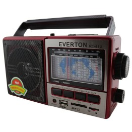 Everton RT-41U USB-SD-FM-SW3 Radyo